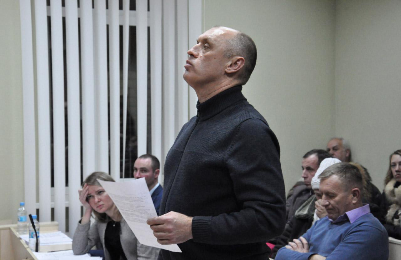 Олександр Мамай в Полтавському окружному адміністративному суді