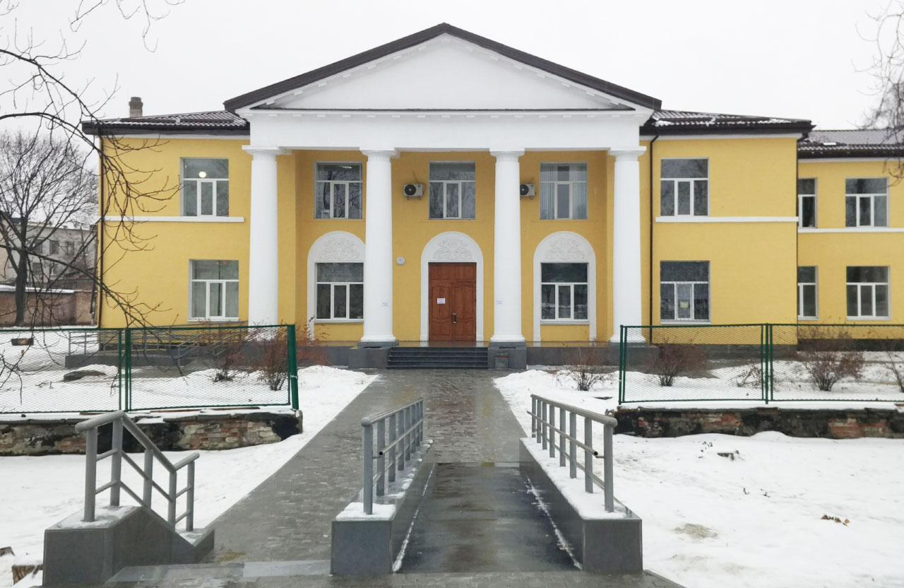 Комунальний заклад «3-я міська клінічна лікарня м. Полтави»