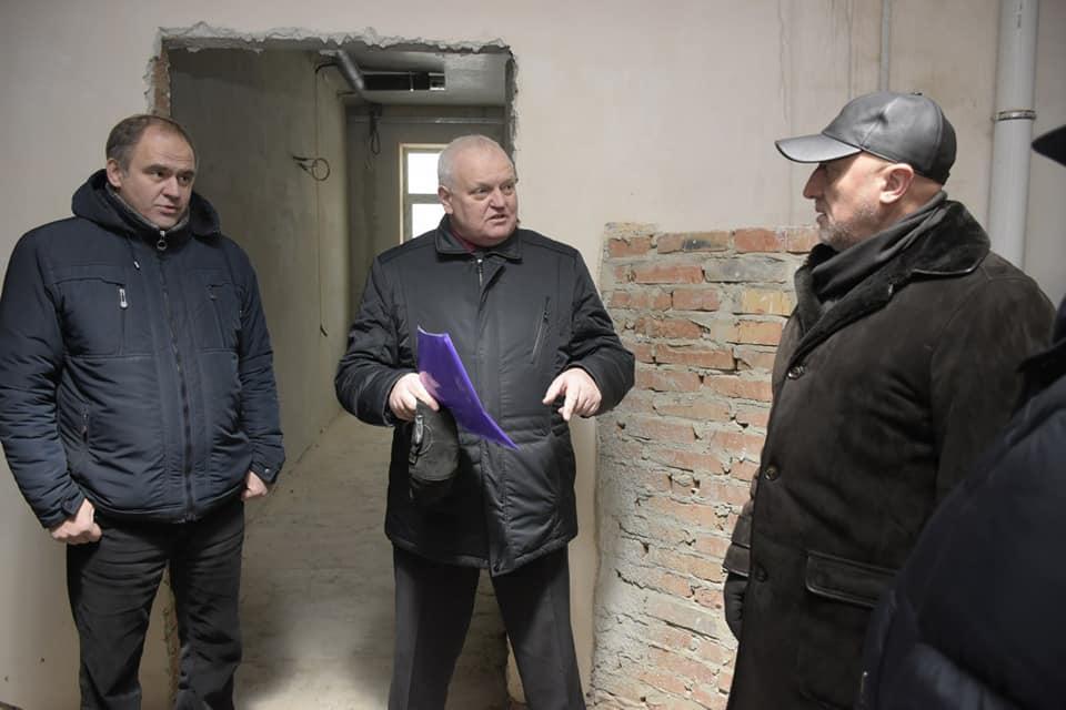 Костянтин Вакуленко, Віктор Лисак, Валерій Головко