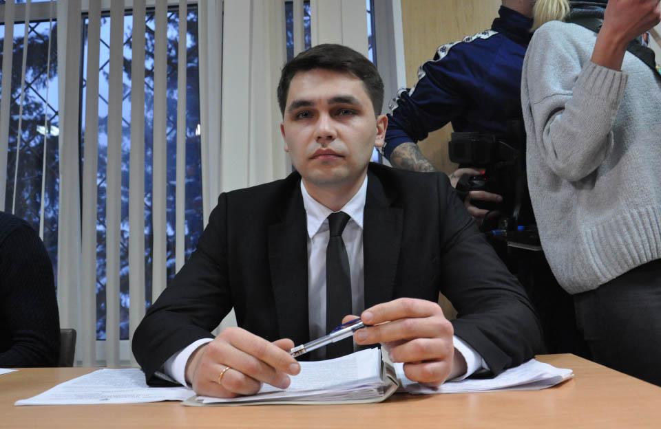 Прокурор Ігор Зінченко