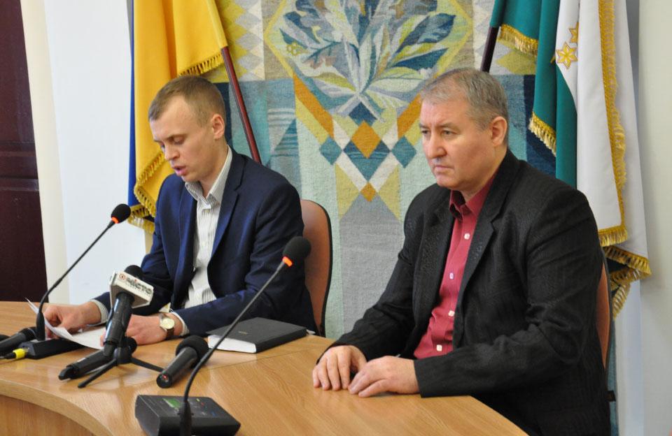 Євгеній Якуба та Сергій Шпак