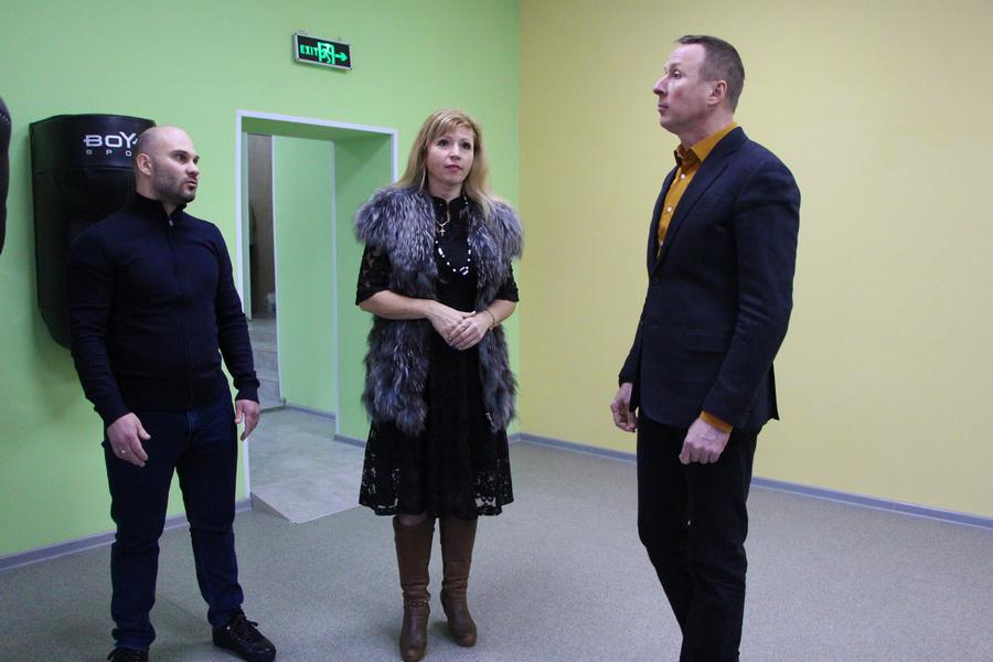 Микола Семеняга, Людмила Бойченко та Андрій Матковський