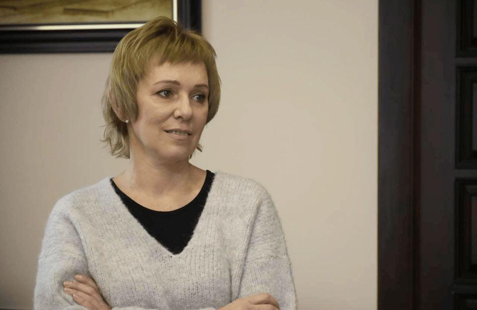 Онучка Вайнгорта Олена Кайдановська