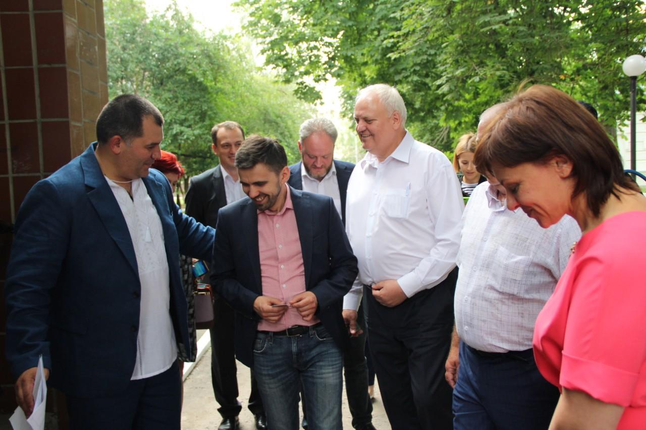 Зустрчаємо заступника міністра охорони здоров'я Павла Ковтонюка