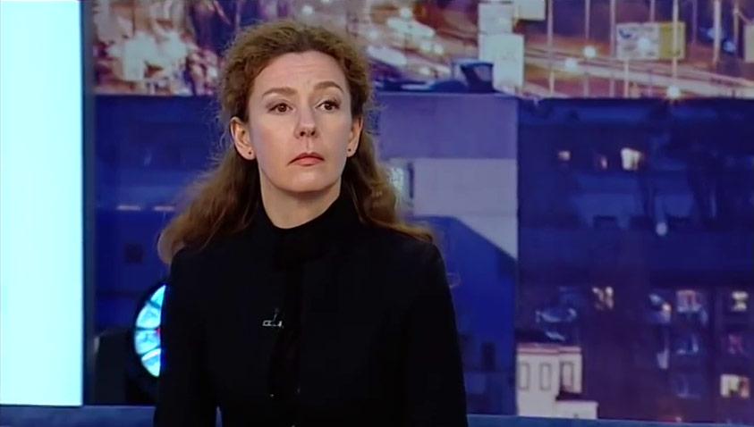 Наталія Левченко, мама Артема