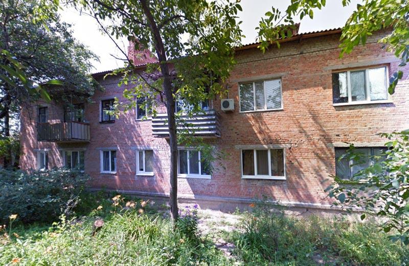 Дом на ул. Гончарова, 2а
