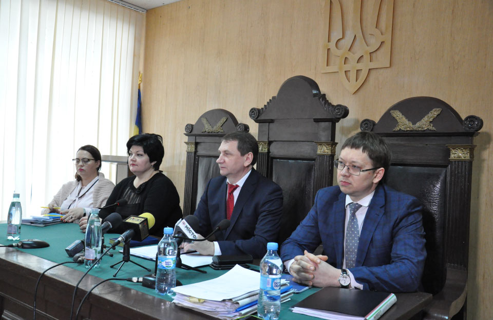 Людмила Дьомич, Оксана Савенко, Олег Ткачук, Олексій Котеньов