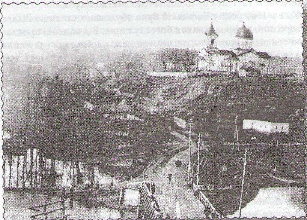 Церква Різдва Богородиці у селі Устивиця, 1935 рік | Фото: Андрій Яцюк