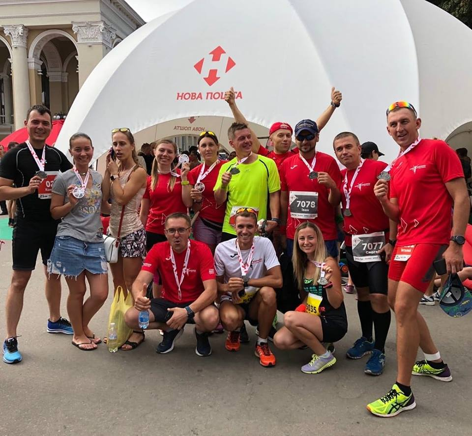 Частина NewRun Club