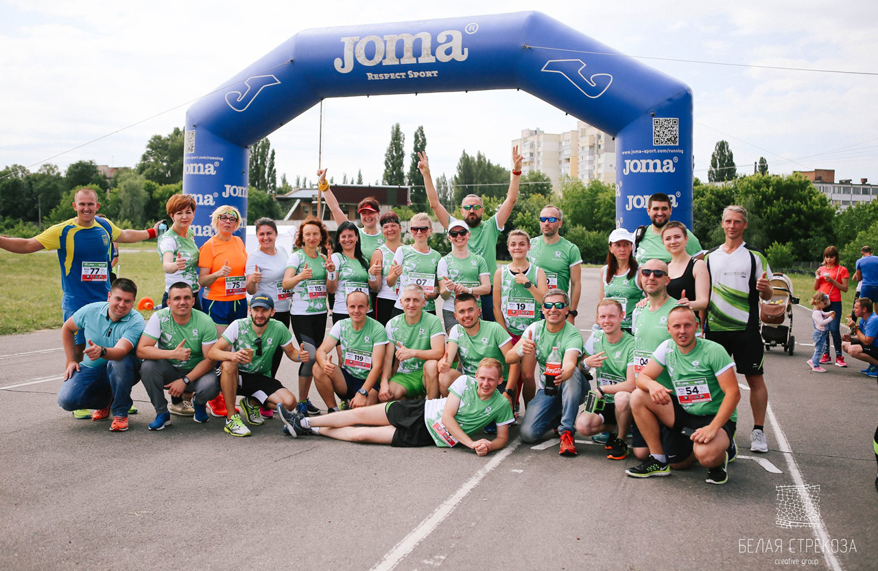Running club Poltava