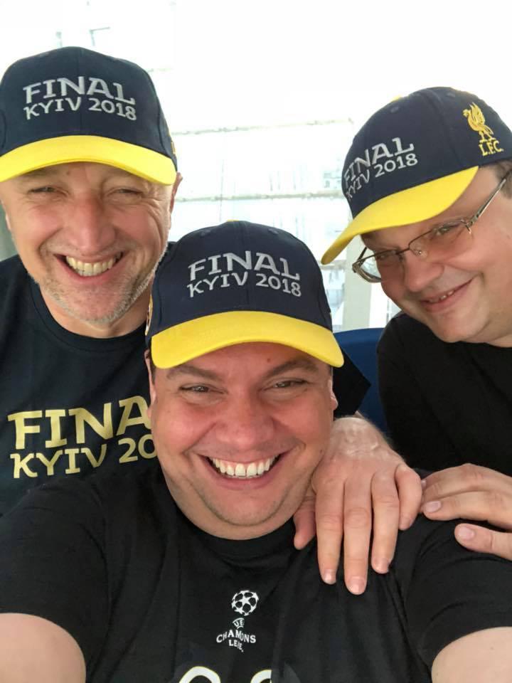 Валерій Головко, Андрій ПІсоцький та Олександр Літвінов