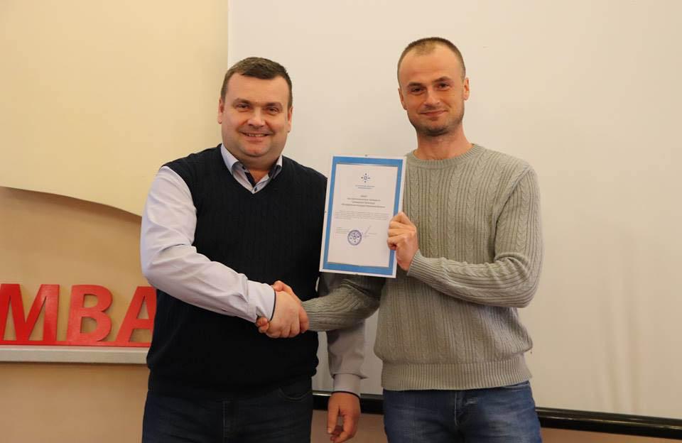 Олега Хардіна призначили віце-президентом ГО Всеукраїнська Асоціація Керівників Бізнесу