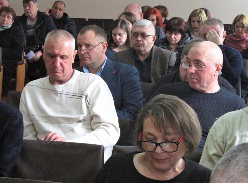 Депутати Полтавської районної ради