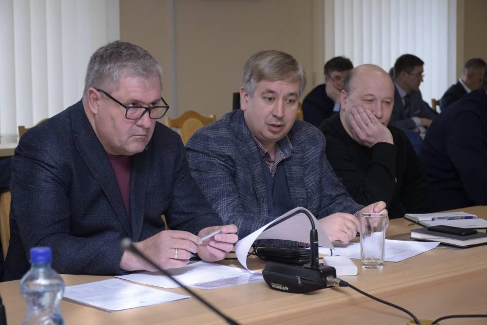 Іван Сидоренко та Руслан Ляшко