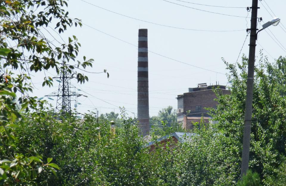Котельня турбомеханічного заводу