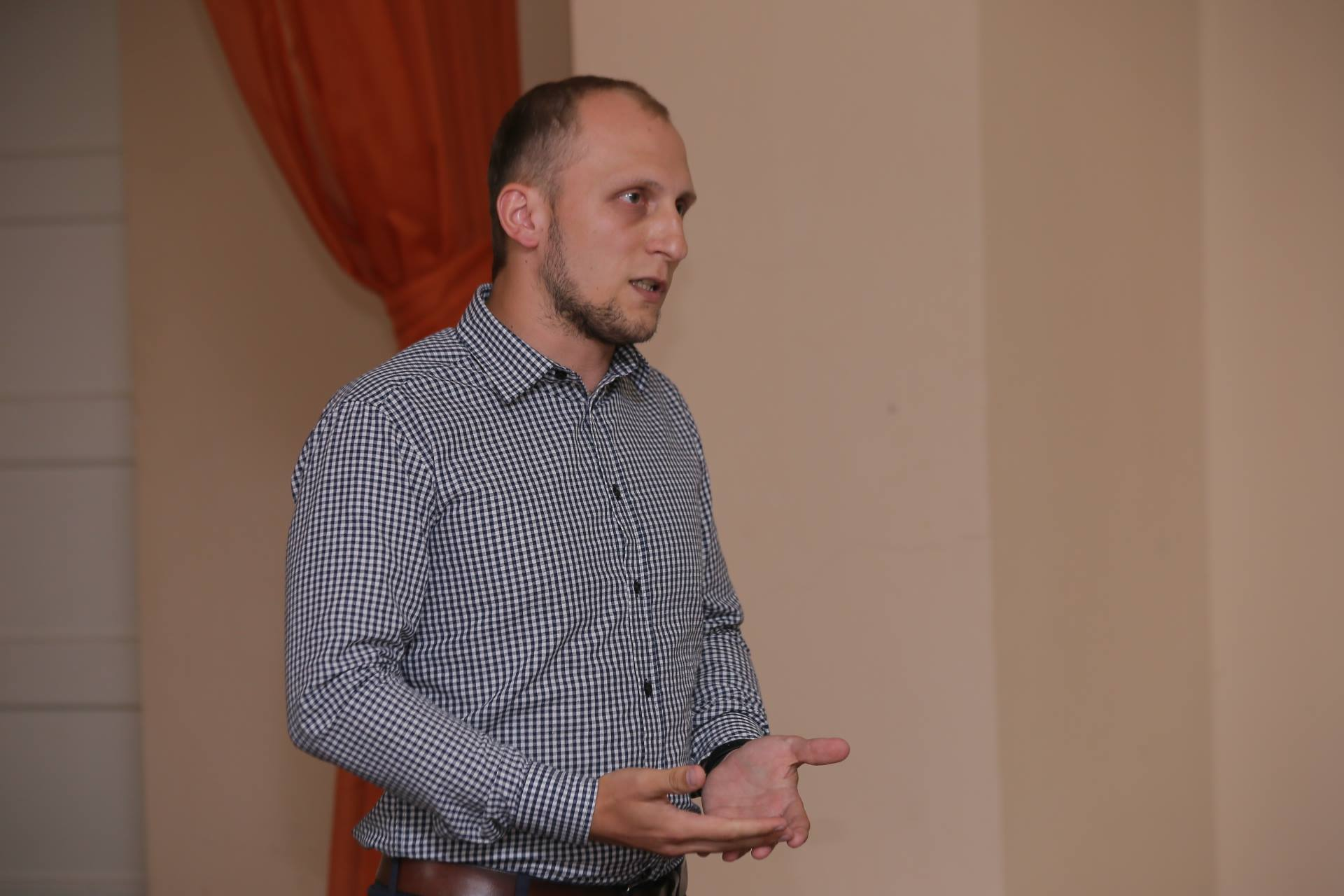 Експерт з децентралізації ВГО «Інститут політичної освіти» Володимир Феськов