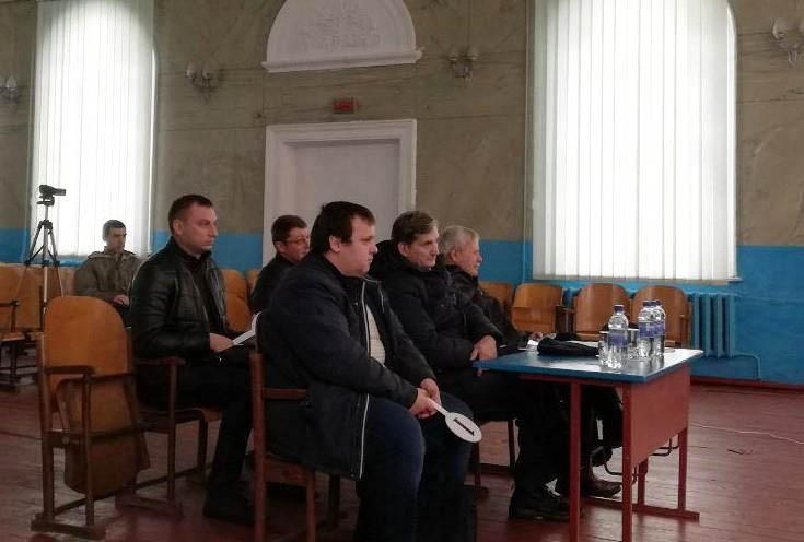 Учасники першого земельного аукціону в ОТГ на Полтавщині