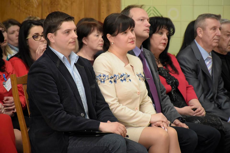 Сергій Рибалко та Наталія Корягіна