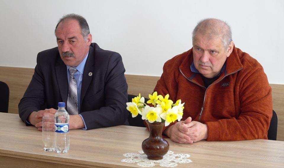 Валерій Білокінь та Володимир Павленко