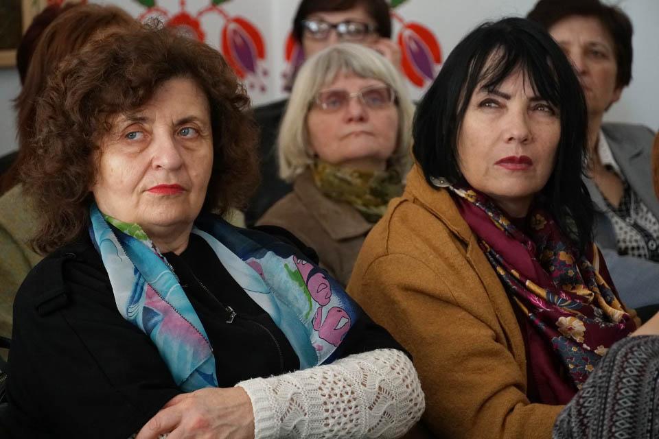 Учасники семінару — заступники директорів шкіл Полтавщини