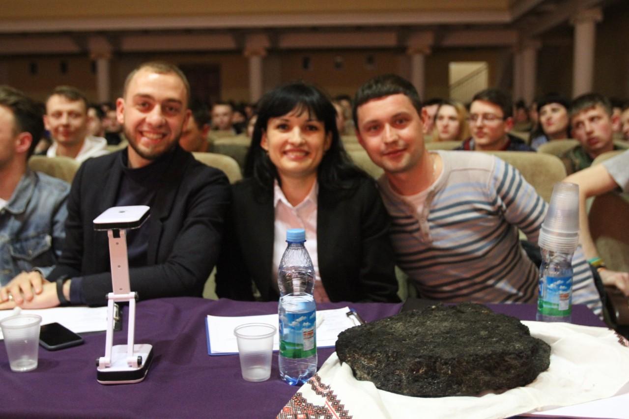 Олександр Глазов, Олена Бабенко та Юрій Іванов