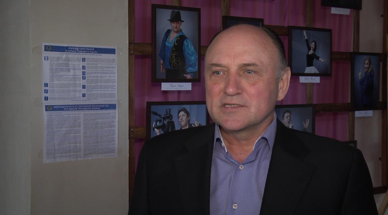Анатолій Таранушич, заступник генерального директора агрофірми «Добробут»