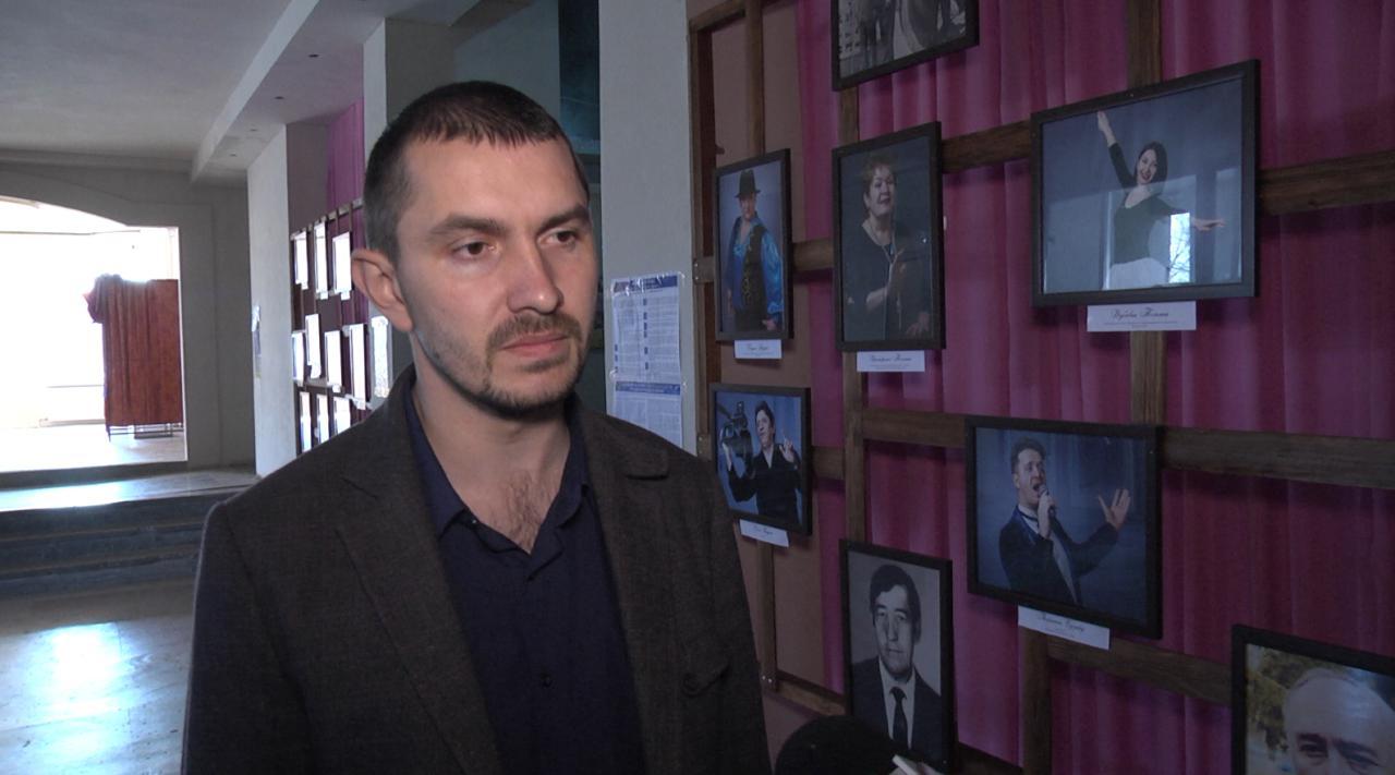Олександр Троцький, голова Козельщинської ОТГ