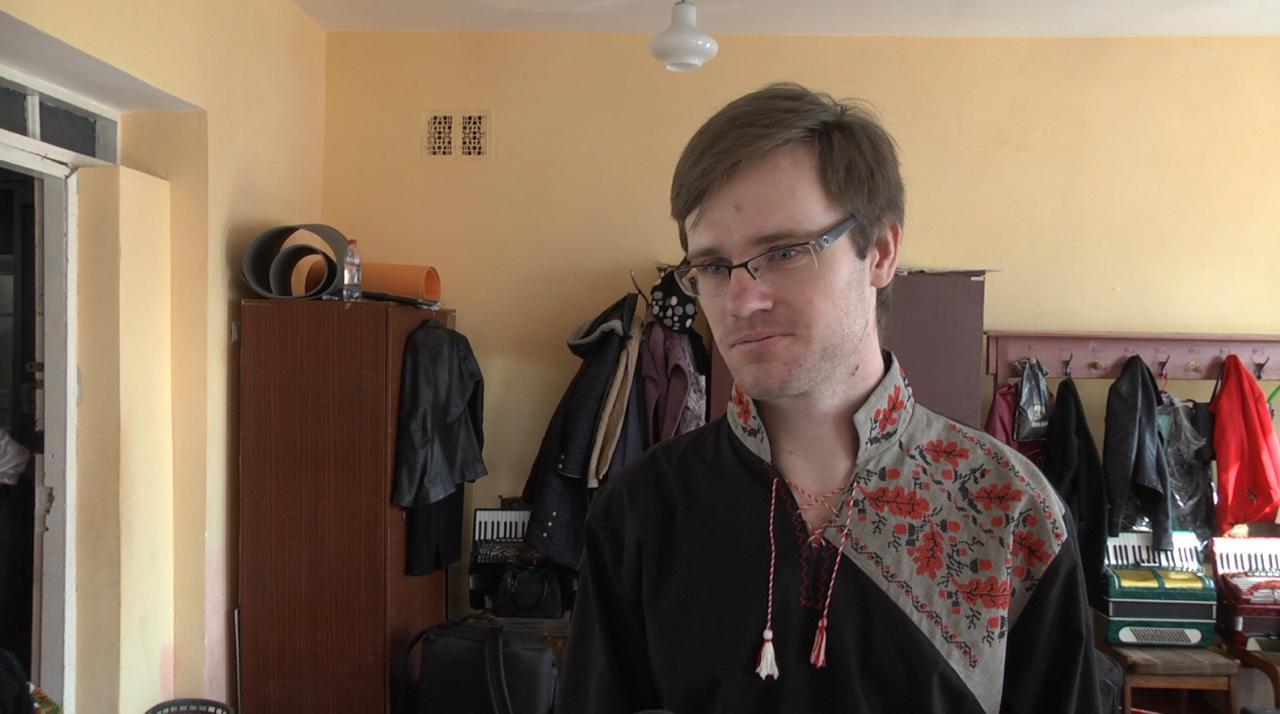 Степан Литвин, художній керівник Пашківського СБК