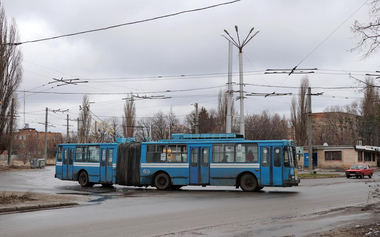 ЮМЗ Т1 № 65, березень 2019 року | Фото: ДС3