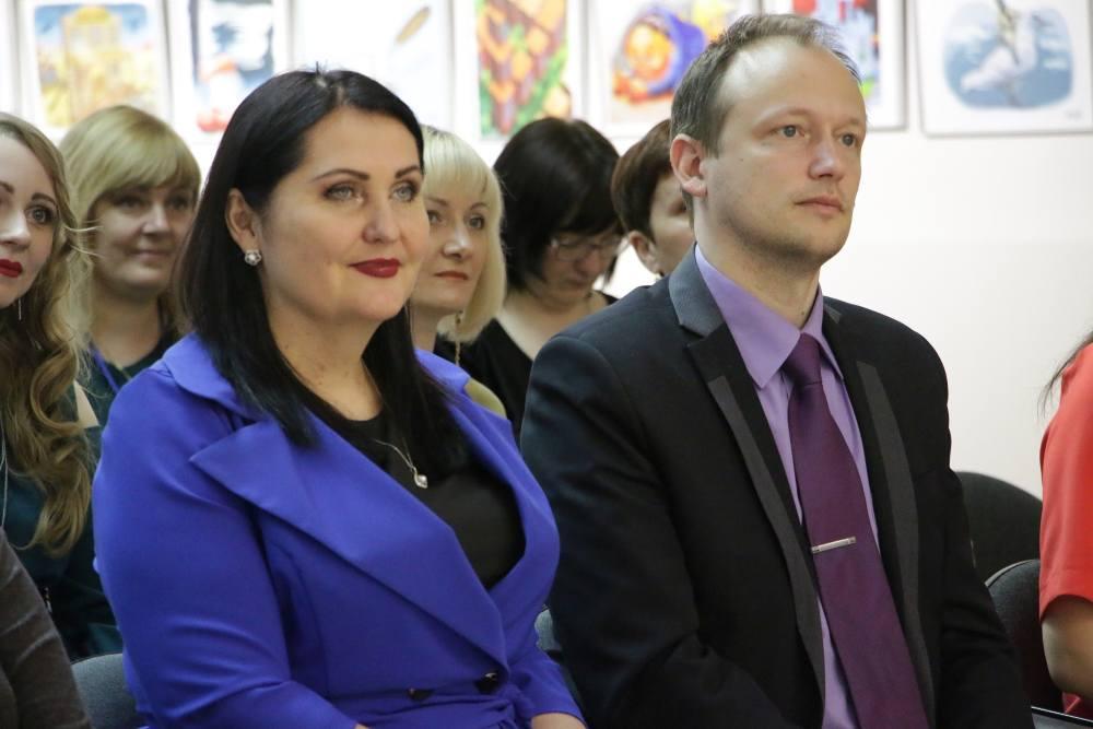 Олена Харченко переконана, вчитель має навчатися протягом усього життя
