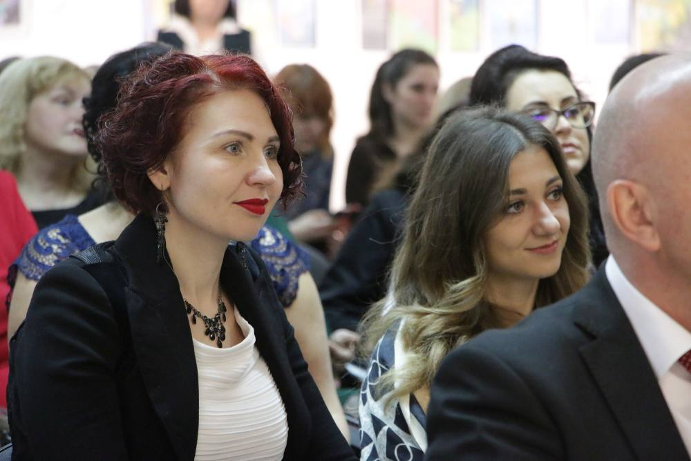 Полтавщину представляла Наталія Масляник із Горішньоплавнівської ЗОШ № 2