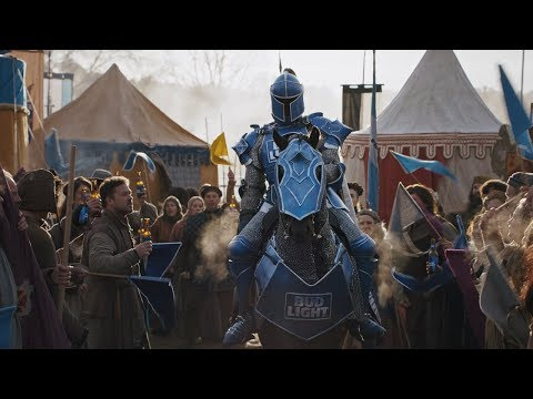 Bud Light x Game of Thrones Super Bowl Commercial - Joust