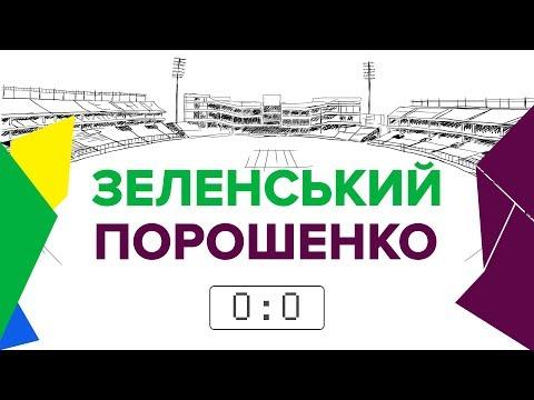 LIVE | Порошенко і Зеленський. День дебатів | Вибори 2019