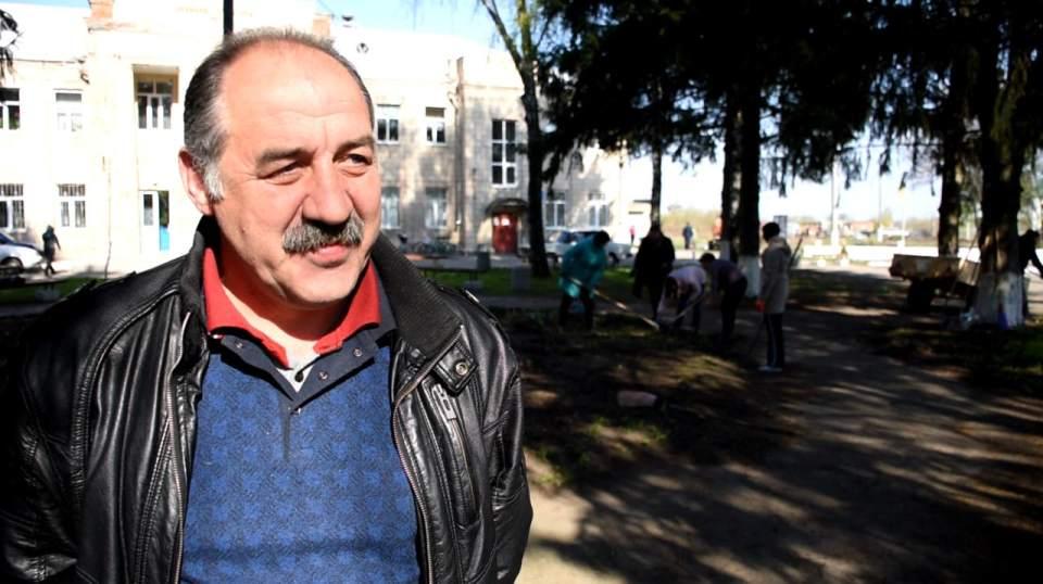 Голова Мачухівської ОТГ Валерій Білокінь видав розпорядження про День довкілля