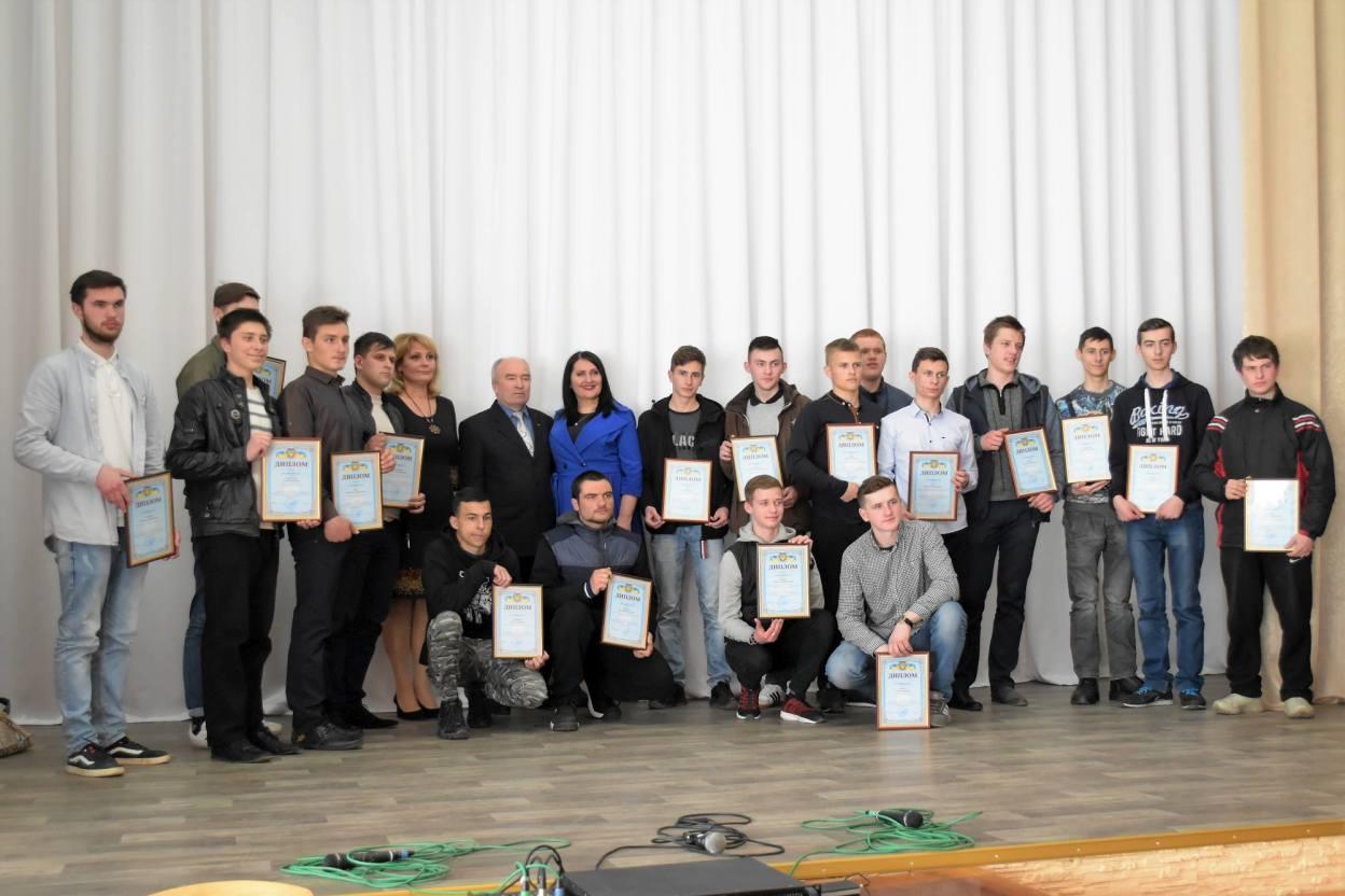 Підбили підсумки Всеукраїнського конкурсу фахової майстерності серед учнів ПТНЗ з професії «Електромонтер»