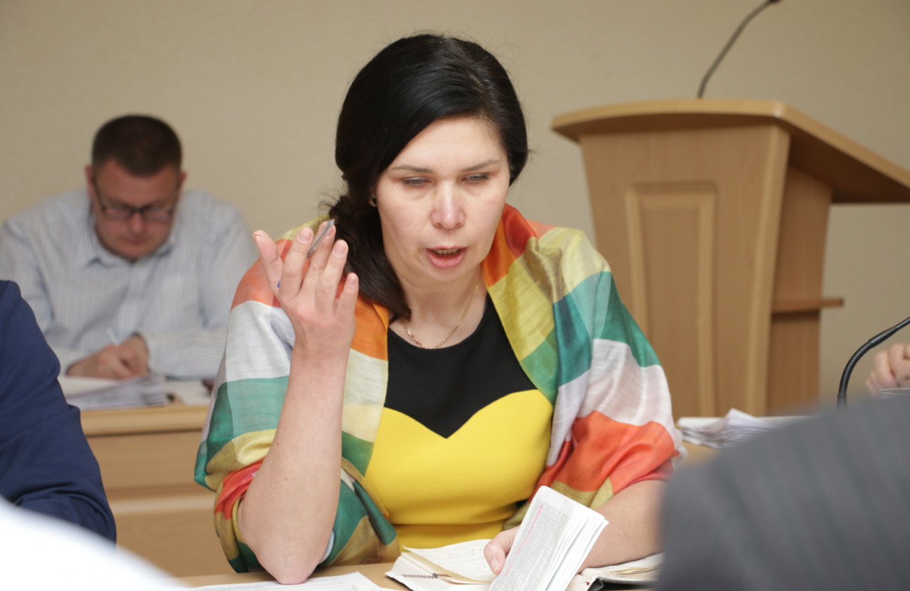 Оксана Черкас