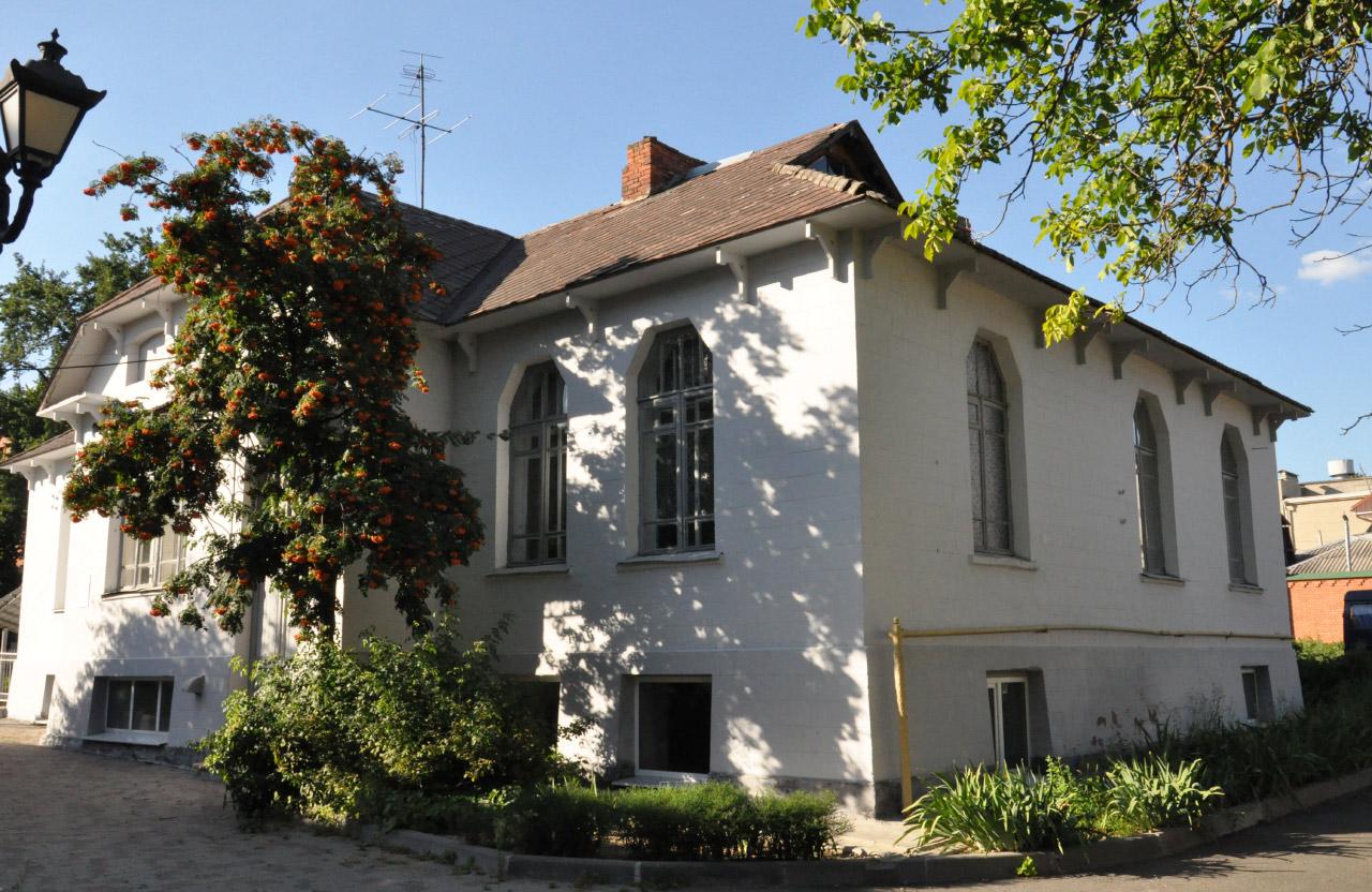 Колишня будівля художньої школи