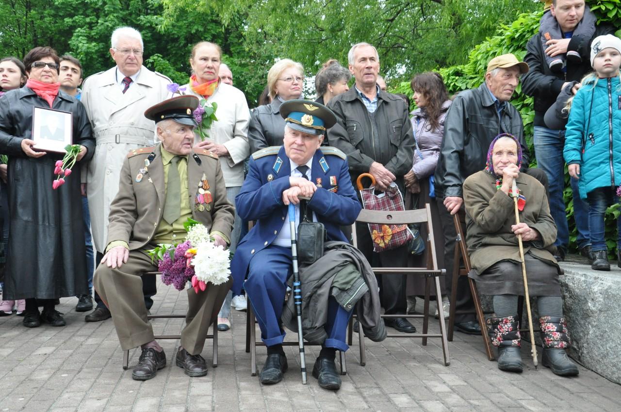 Ветеранів, які брали участь у бойових діях під час Другої світової війни, з кожним роком стає все менше.