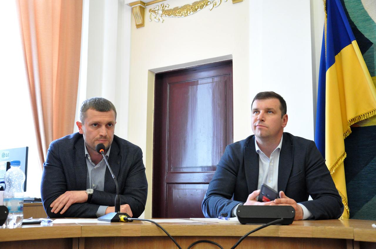 Олексій Чепурко і Олександр Шамота
