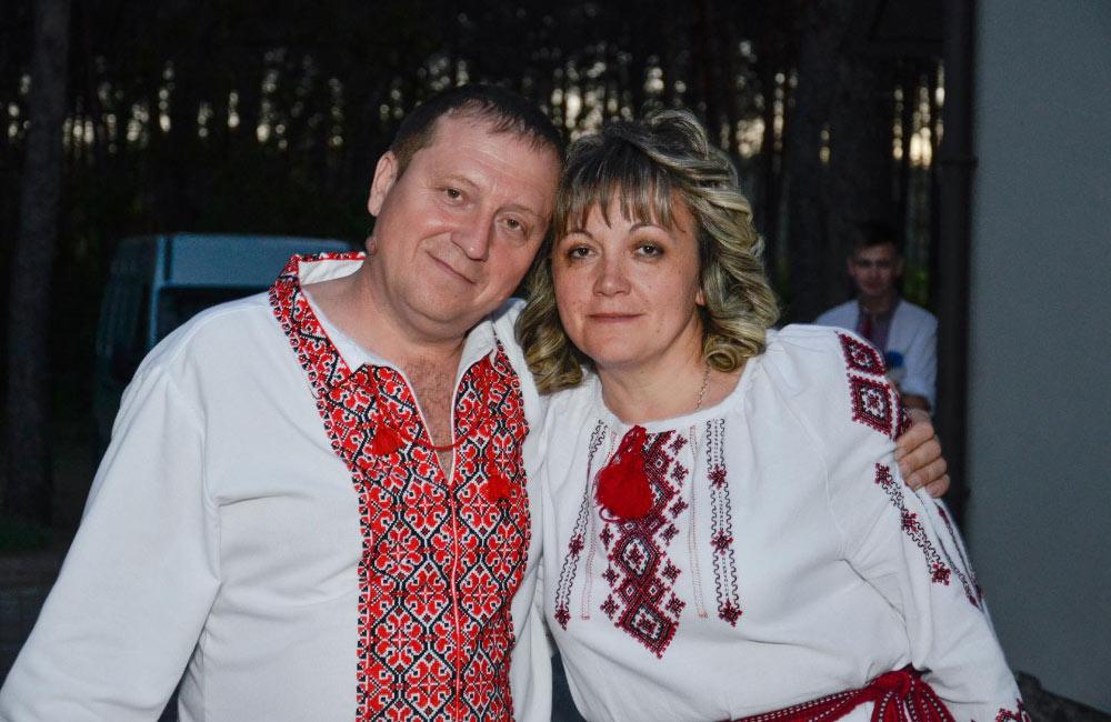 Олександр та Юлія Телятники