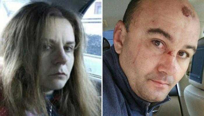 Віталій Суржан та Марія Запорожець