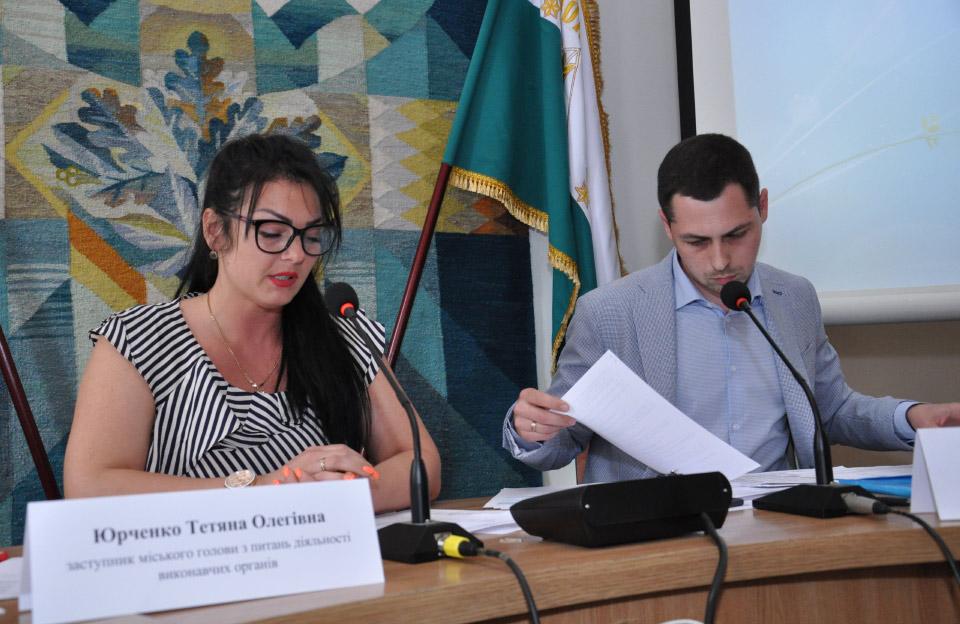Тетяна Юрченко та Едуард Волков