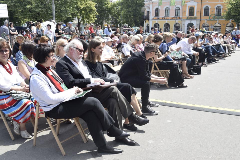 Під час відкриття минулорічного фестивалю