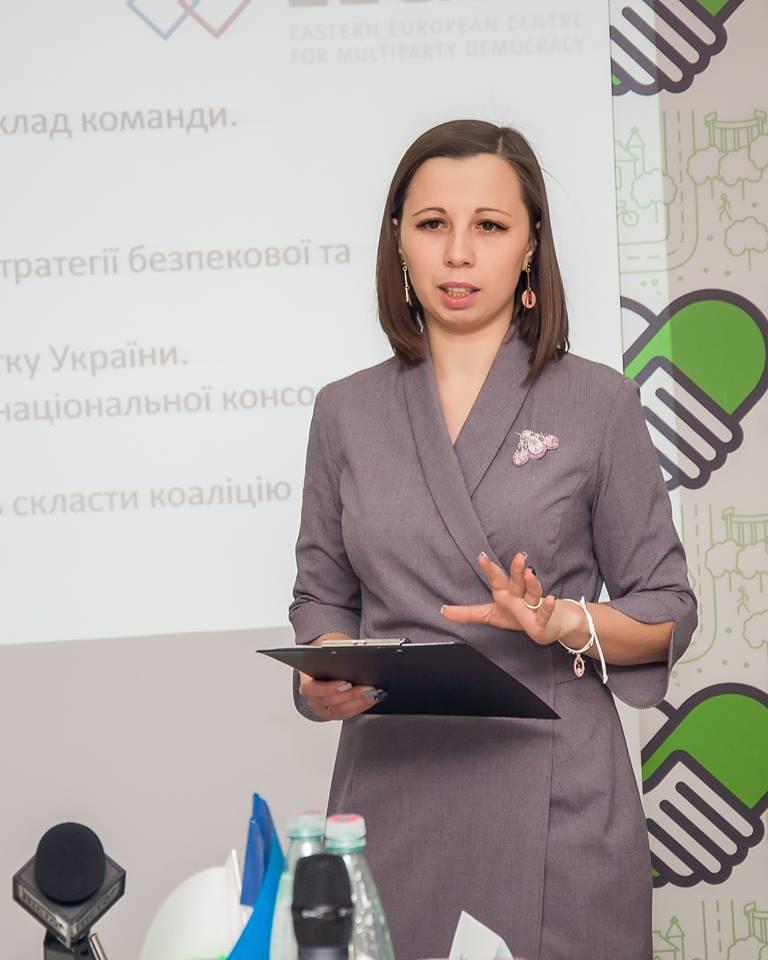 Юлія Городчаніна