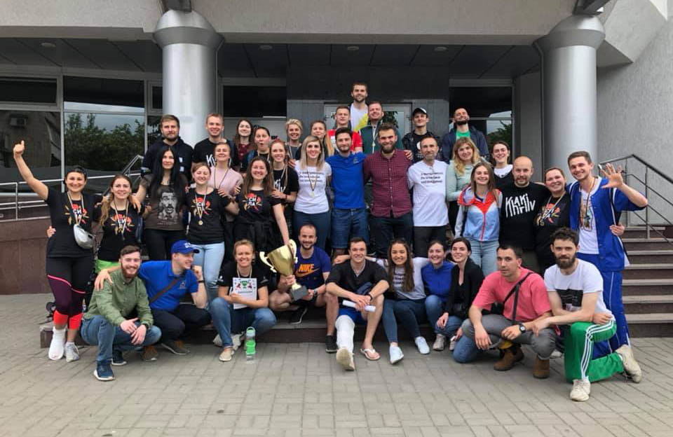 Ментори осередків УАЛ в Україні