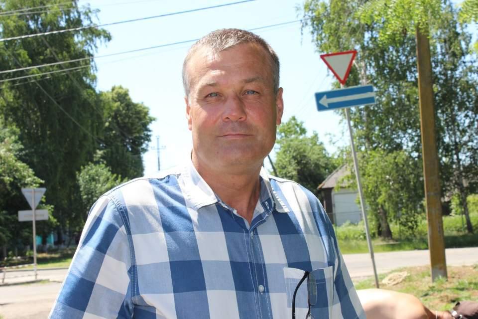 Виконуючий обов язки директора «Миргородводоканалу» Вячеслав Шостя