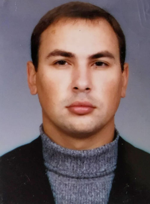 Олексій Бочаров