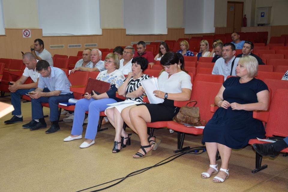 Чергова сесія в ОТГ відбулася конструктивно