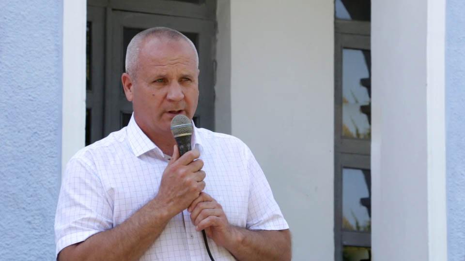 Директор департаменту з безпеки СП «Полтавська газонафтова компанія» Василій Клименко