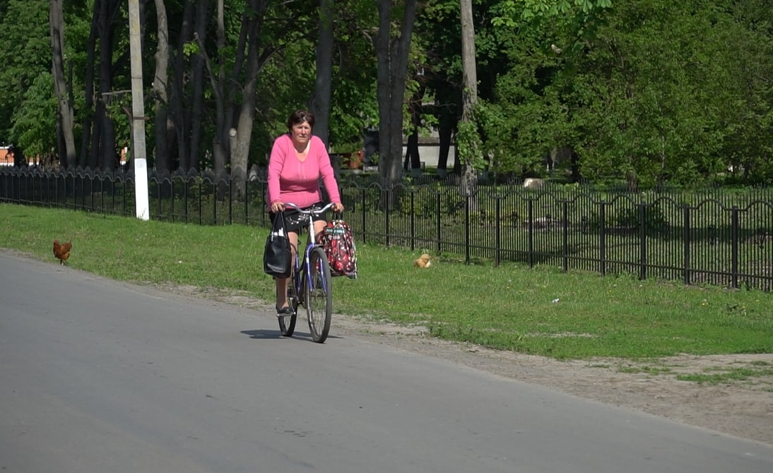 Нові дороги у селі